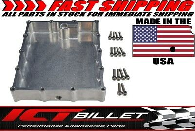 Billet Oil Pan Low Profile Suzuki GSXR 600 750 1000 2001-2005