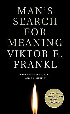 Man's Search for Meaning by Frankl, Viktor E. -Paperback