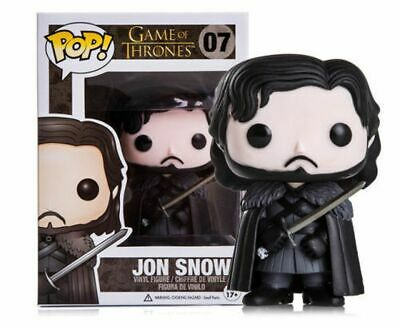 Game of Thrones Jon Snow Pop! Funko Vinyl Figura n° 07
