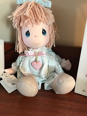 Precious Moments Limited Edition 1992 Cloth Doll