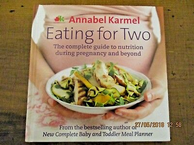 ~Eating for Two: Complete guide to nutrition during pregnancy & beyond - KARMEL~