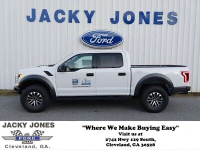 2019 F-150 Raptor 2019 Ford F-150, Oxford White with 49 Miles available now!
