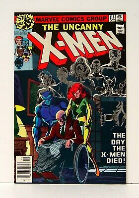 X-MEN #114 (NM+, 9.2 or above) High Grade Marvel Bronze Age (5-Day Auction)