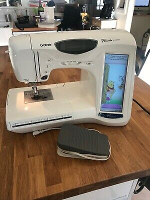 Brother Pacesetter ULT 2002D Sewing and Embroidery Disney Machine