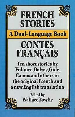 French Stories, Wallace Fowlie