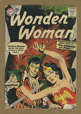Wonder Woman (1st Series DC) #94 1957 VG- 3.5
