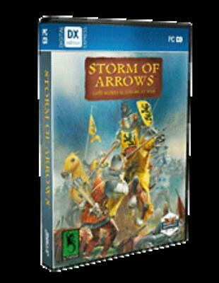 Matrix Computer Wargame Storm of Arrows - Late Medieval Europe at War Box SW