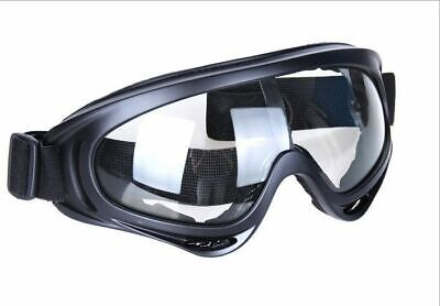 UV400 Sunglasses CS Airsoft Goggles Tactical Glasses Face Eye Protection Mask