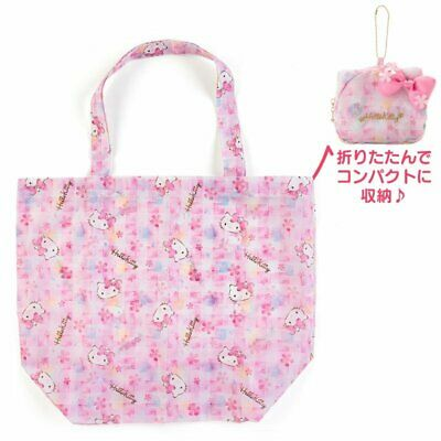 0aab6b35f HELLO KITTY PVC Tote Bag Fruit Sanrio Japan 2019 - $16.10 | PicClick