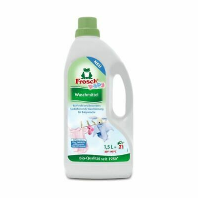 Frosch Baby Liquid Laundry Detergent 1.5ltr (12 Pack)