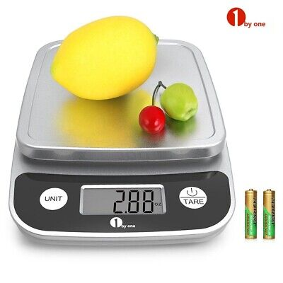 Kitchen Digital Electronic Scale 5kg/1g Commercial Shop Weight Scales Food New