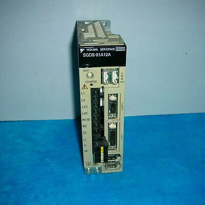 1PCS Used Yaskawa servo drive SGDS-01A12A Tested It In Good Condition