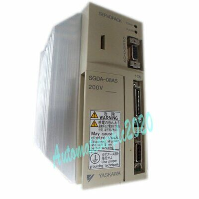 1PCS USED Yaskawa servo drive SGDE-08AS Tested It In Good Condition