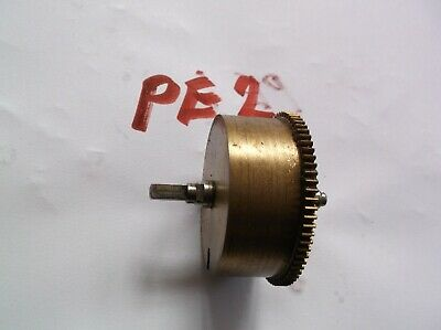 Mainspring Barrel  From An Old Perivale  Mantle Clock  Ref Pe2