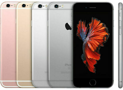 Apple iPhone 6s 16GB Factory GSM Unlocked Smartphone AT&T T-Mobile
