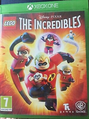 Xbox One Lego The Incredibles Game