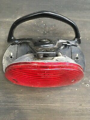 Ducati 750ss 900ss Tail Light Grab Handle Complete Assembly