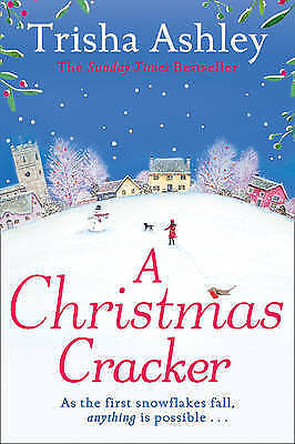 A Christmas Cracker by Ashley, Trisha, NEW Book, (Paperback) FREE & Fast Deliver