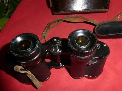 TOP! Prachtvolles, altes Fernglas CARL ZEISS JENA 8x30!