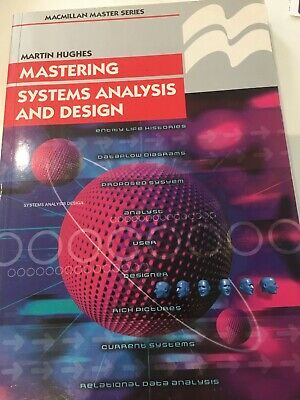 Mastering Systems Analysis And Design Book