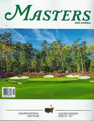 The Masters Journal 2019 ( The Official Program of the Masters Tournament