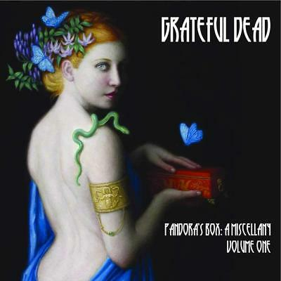 Grateful Dead - Pandora s Box:A Miscellany Volume 1. 1966- 1995 (2CD)