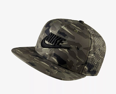 311a054d Nike AeroBill Pro Adjustable SnapBack Cap / Hat One Size Fits Most Camo