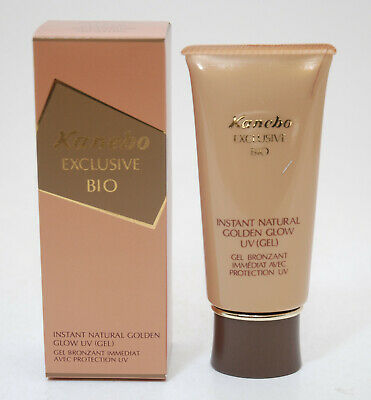 KANEBO EXCLUSIVE BIO Instant Natural Golden Glow UV (gel) BGG 62 Medium Bronze