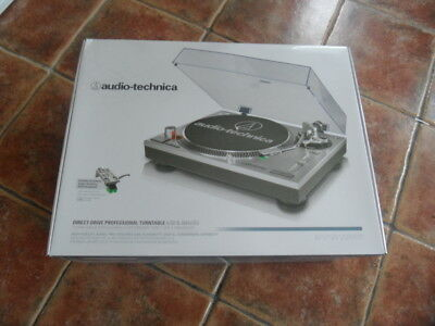 Audio-Technica AT-LP120 USB Turntable + HS10 Headshell