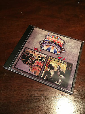 TRAVELING WILBURYS Volume 1 & 3 (one CD) Russian Import Bob Dylan, Tom Petty
