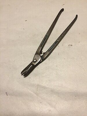 Vintage Gilbow Tool Co Ltd Tin Snips Metal Cutters 14 Inches Long