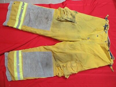 CAIRNS Turnout PANTS 36 x 30  FIREFIGHTER FIREMAN BUNKER GEAR LION GLOBE