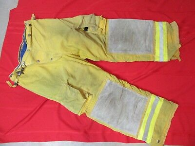 CAIRNS Turnout PANTS 36 x 30  FIREFIGHTER FIREMAN BUNKER GEAR GLOBE LION