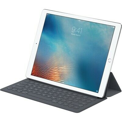 "BRAND NEW Apple Smart Keyboard Folio Case for iPad Pro 9.7"" A1636 MM2L2AM Gray"