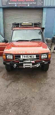 Land rover discovery td5 off road not 200tdi 300tdi v8 4x4 off reader green lane