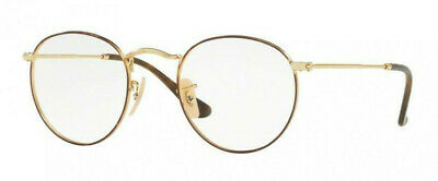 a0bd6740cb New Authentic Ray Ban RB 3582V 2945 Gold Havana Unisex Eyeglasses 51-20-140