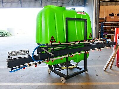 Boom Crop and Field Sprayer attachment for tractor 1000L AGRIMIR
