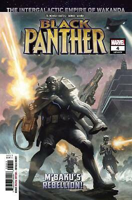 Black Panther #4 Empire of Wakanda Marvel comic 1st Print 2018 unread NM