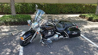 """Harley Davidson Road King windshield clear shorty 14.25""""  Lexan polycarbonate"""