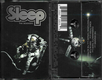 "Sleep ""The Sciences"" (Cassette Album Clear) Holy Mountain Dopesmoker Weedian"