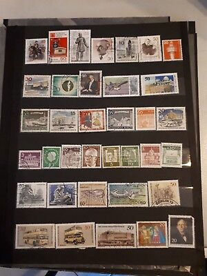 36 timbres de Berlin (lot B6)