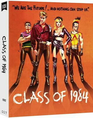 Class of 1984 101 Black Label Limited Edition Dual Format Region B/2 UK