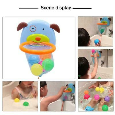 Bath Toys Bathtub Fun Time Games Set Shooting Toy Floating Best Gift for Kid
