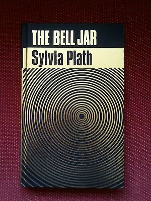 THE BELL JAR by SYLVIA PLATH 2013 FABER Hardcover 50th Anniversary Edition 1963