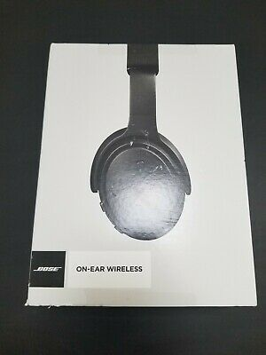 093d568aff0 BOSE 714675-0030 On-Ear Wireless Bluetooth Headphones With Mic-Remote Black