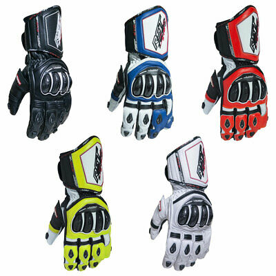 RST Tractech Evo R CE Motorbike Motorcycle Sports Gloves - All Colours & Sizes