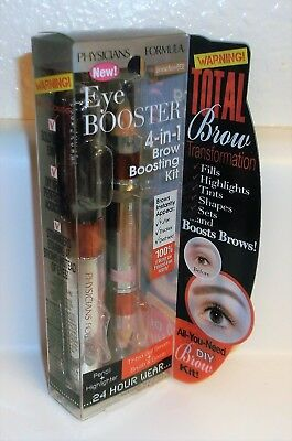 Physicians Formula Eye Booster 4-IN-1 BROW BOOSTING KIT Pencil Highlighter Serum