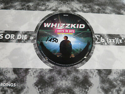 "WHIZZKID – I CONTROL THE PARTY Die DJ-Hymne - 12""Maxi Vinyl 1996 – Trance – Top"