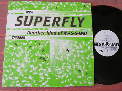 "ANOTHER KIND OF MAS-S-IMO – TRIGGER / MUTAL - 12""Maxi Vinyl 1998 – Trance – Top"