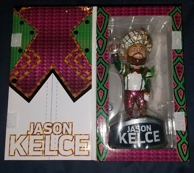 a5a124448 Jason Kelce Philadelphia Eagles Parade Podium Bobblehead NEW READY 2 SHIP!